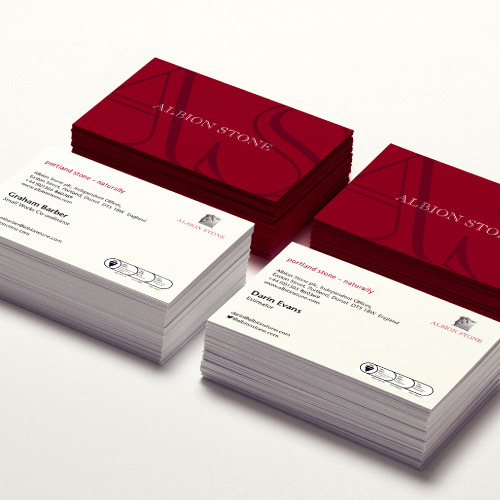 Albion-Stone-business-cards