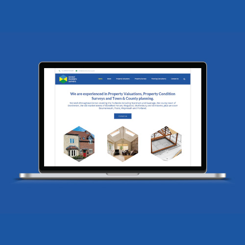 Website design- Dorset-Surveys