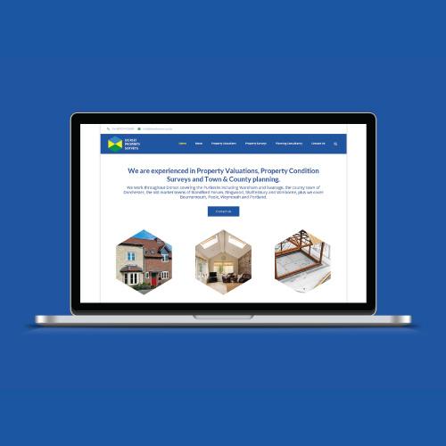 Website design- Dorset-Surveys