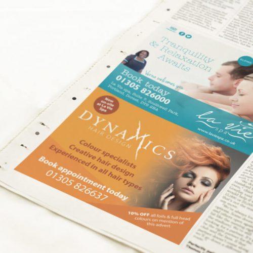 La-vie_Dynamics-press-advert