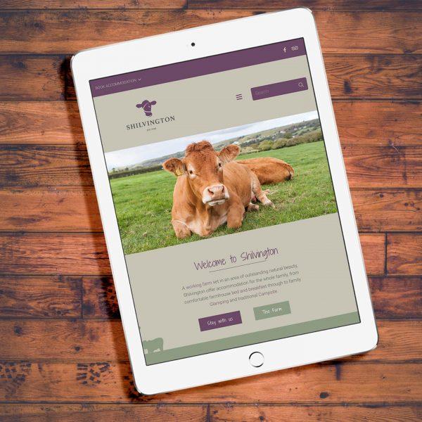 Shilvington-website