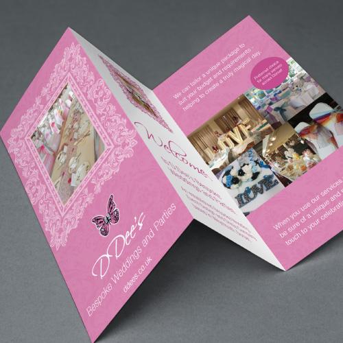 Wedding-leaflets-design