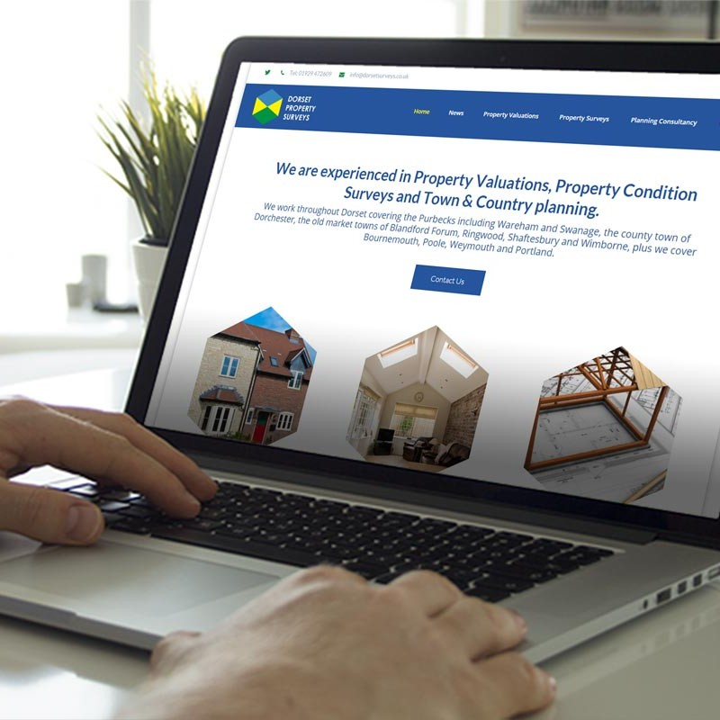 website-design-dorset-property-survey