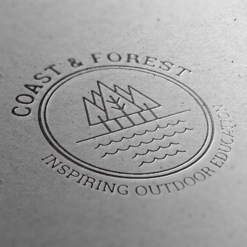 Coast and Forest logo