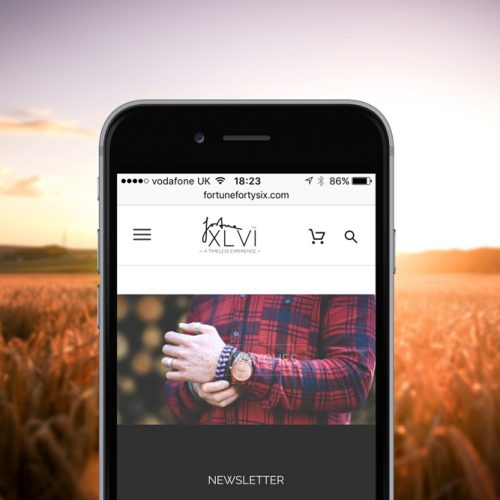 Fortune-46-mobile-website