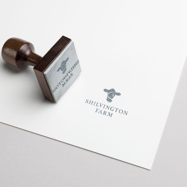 SHILVINGTON LOGO STAMP