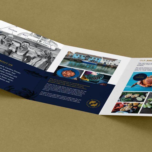 Dorset Shellfish Brochure