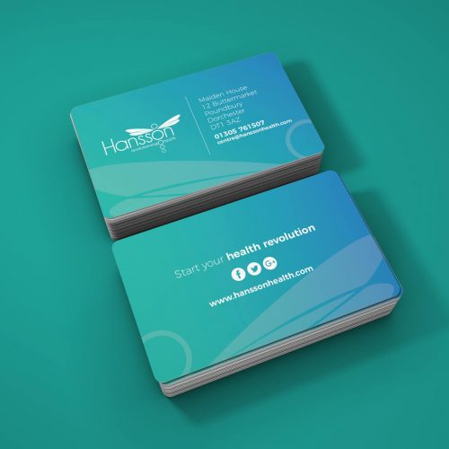 Hansson-Health-Business-Cards