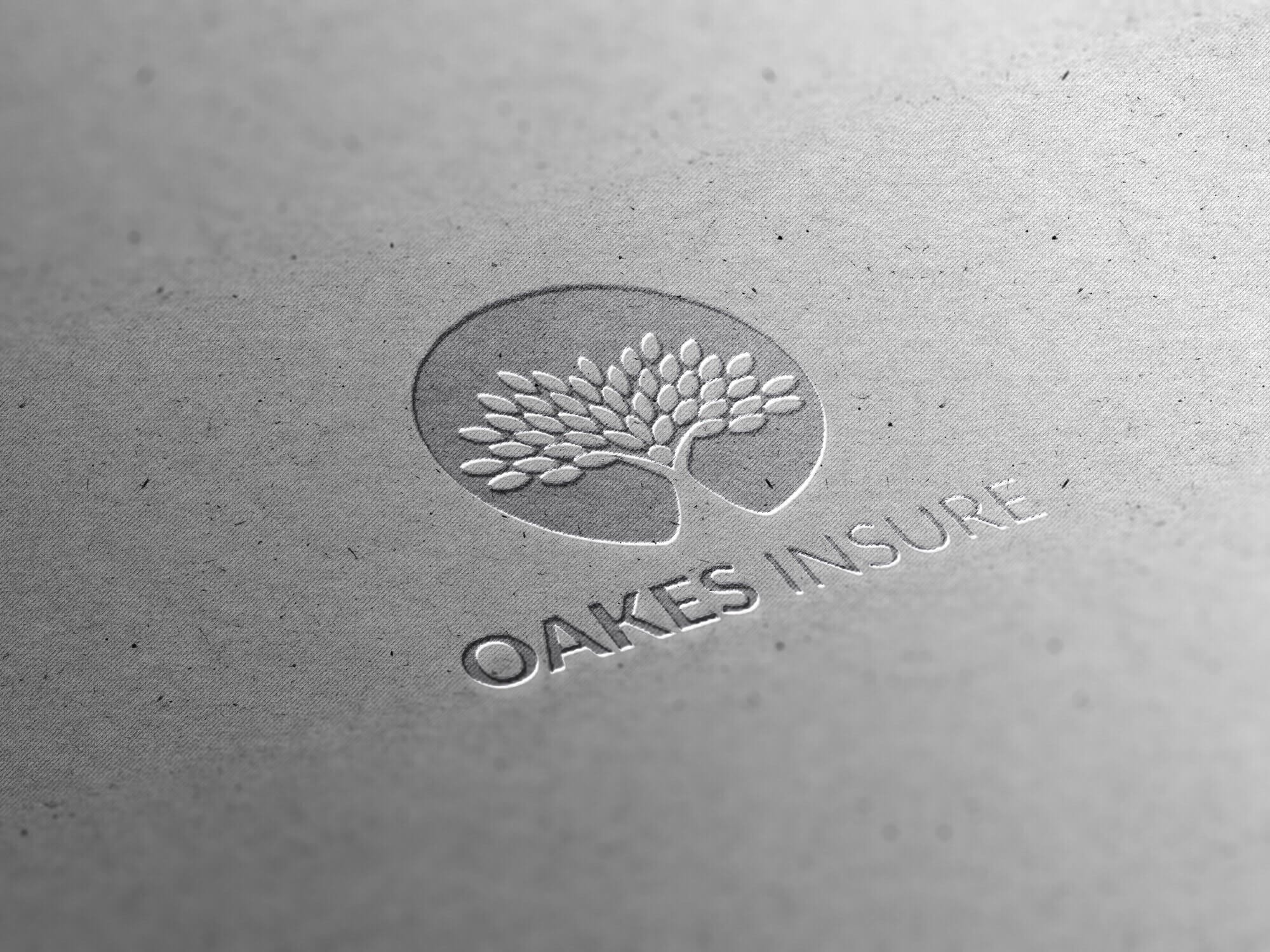 Oakes Insure logo