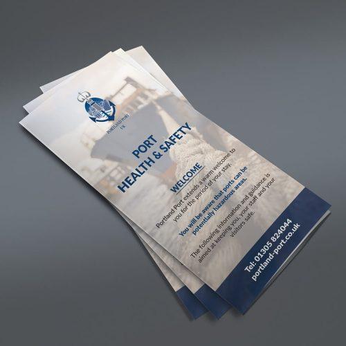 Portland-Port-Trifold-leaflets