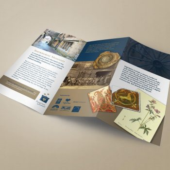 Sherborne-Museum-Trifold-Leaflet