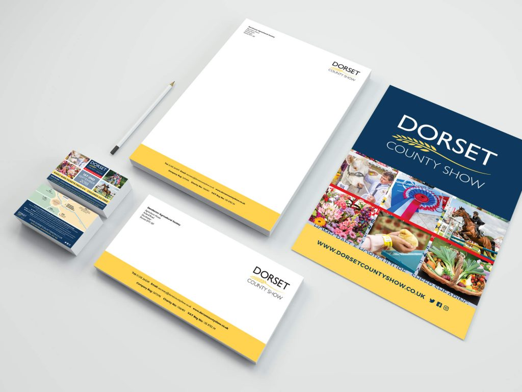 Dorset-County-Show-Stationery