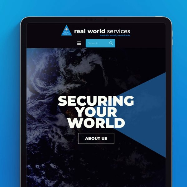 Real World Services Website